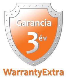 3 év Garancia